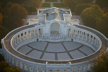 usa virginia aerial photograph of the