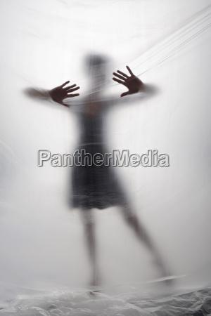 frau menschen leute personen mensch angst
