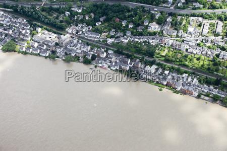 germany rhineland palatinate high water of