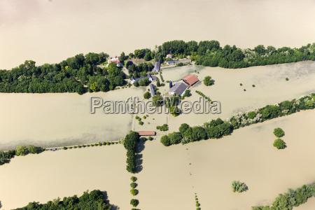 germany rhineland palatinate flooding of river