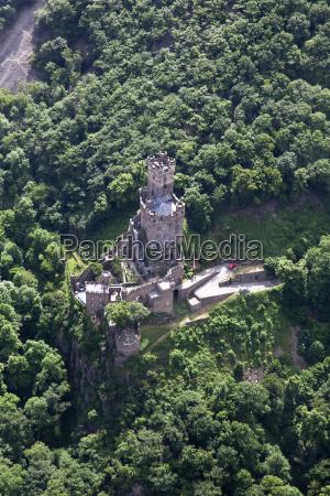 germany rhineland palatinate niederheimbach view of