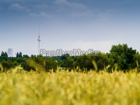germany berlin berlin blankenfelde luebars field