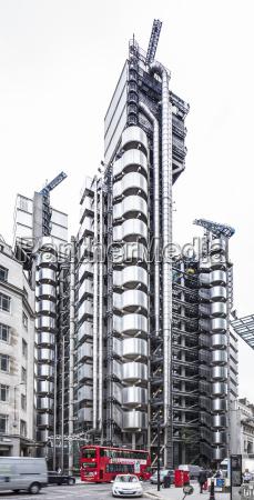 uk london london view of lloyds