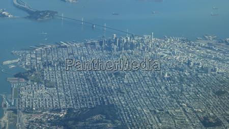usa california san francisco view of