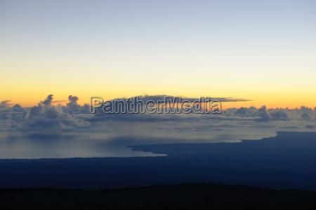 usa hawaii big island mauna kea