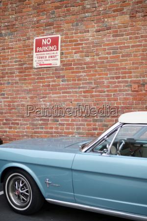 usa california san francisco vintage car