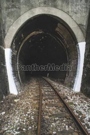 bulgaria train tunnel