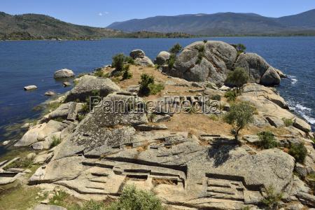 paseo viaje piedra antiguo rocas rock
