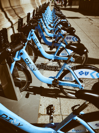 usa illinois chicago bicycle hire