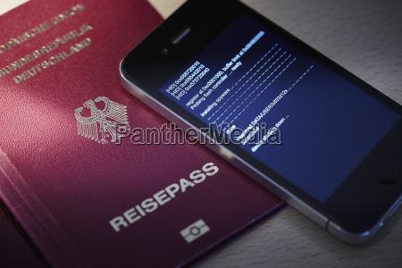 deutsches smartphone das von spyware abgehoert