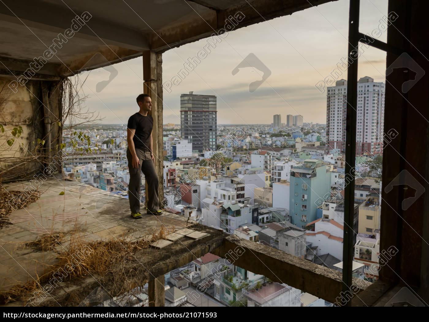 vietnam, , ho, chi, minh, city, , man - 21071593
