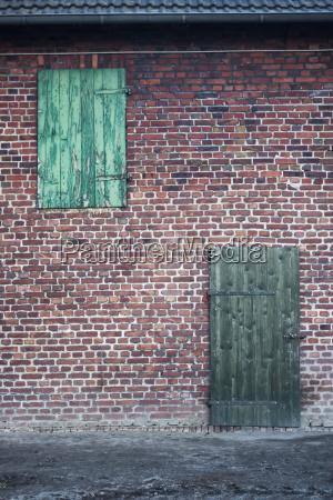 germany north rhine westphalia doors of