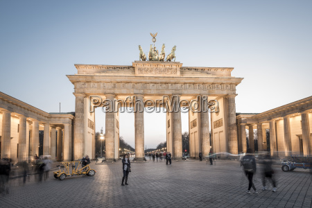 germany berlin berlin mitte brandenburg gate