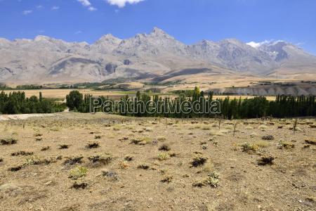 turkey aladaglar national park view towards