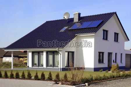deutschland blick auf neues zuhause