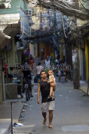 brazil rio de janeiro favela jacarecinho