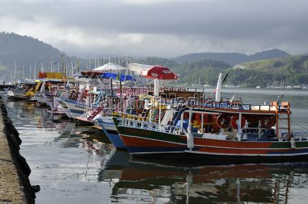 brazil rio de janeiro state paraty