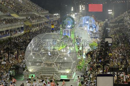 brasilien karneval in rio de janeiro