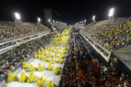 brazil rio de janeiro carnival float