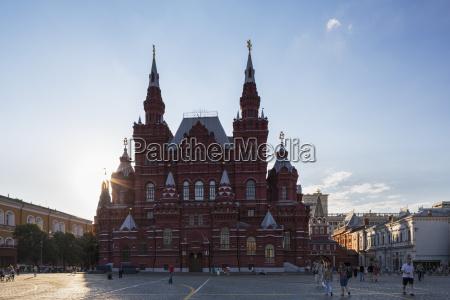 russland zentralrussland moskau roter platz kreml