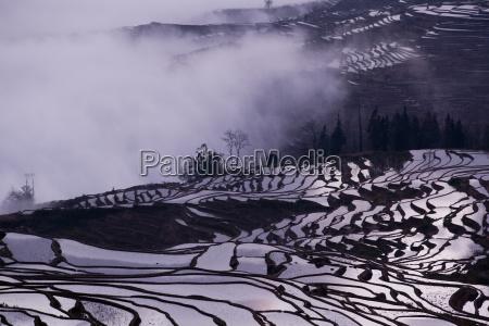 fahrt reisen landwirtschaft ackerbau wolke feld