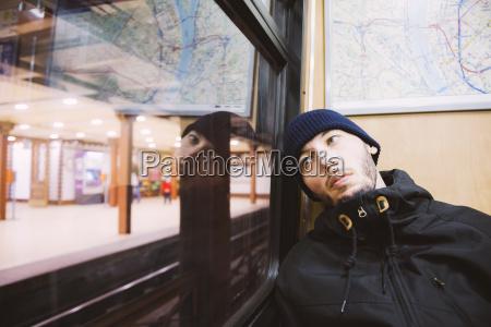 fahrt reisen reflexion reflektion vorderansicht budapest
