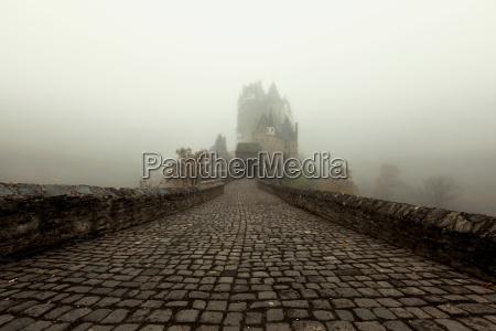 germany rhineland palatinate eltz castle in