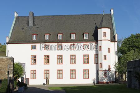 germany rhineland palatinate koblenz castle of
