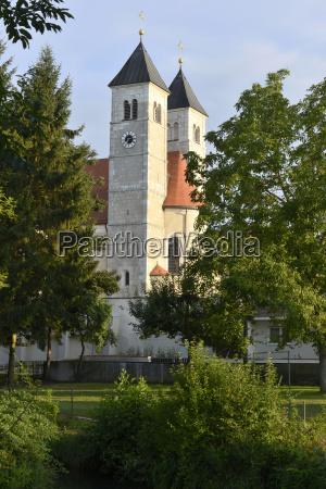 germany bavaria pfoerring parish church st