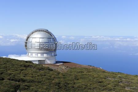 horizont wissenschaft forschung wolke spanien outdoor