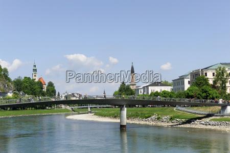 austria salzburg view of church and