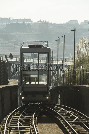 portugal porto cog railway