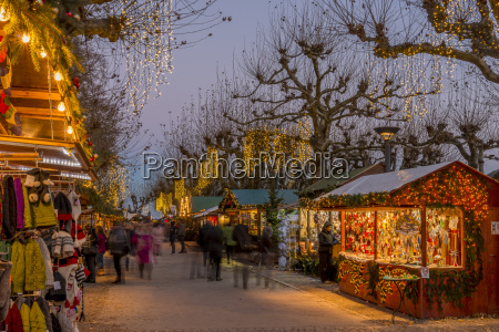 germany baden wuerttemberg constance christmas market