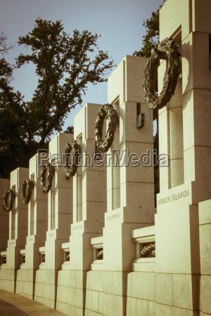 usa washington dc national world war