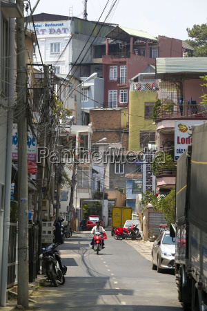 vietnam da lat road