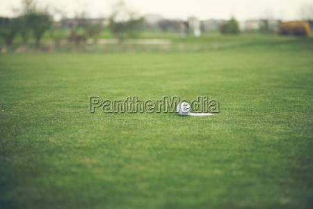 deutschland duesseldorf golfball