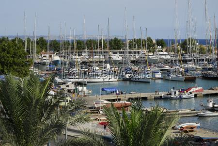 spain mallorca palma sailing boats and