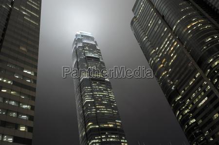 china hongkong internationales finanzzentrum in chung