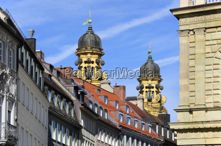 germany bavaria munich theatine church of