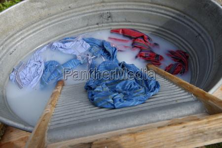 sweden stockholm djurgarden skansen laundry in