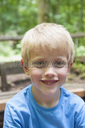 germany bavaria munich portrait of boy