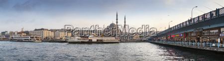 turkey istanbul eminonu harbor restaurants on