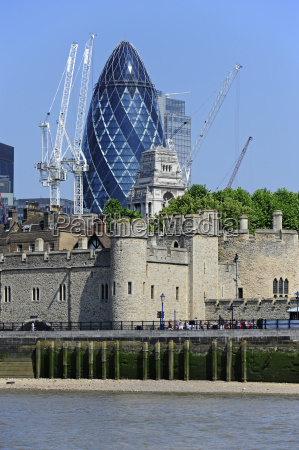 uk london tower of london and