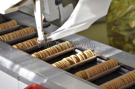 alemania industria alimentaria produccion de galletas