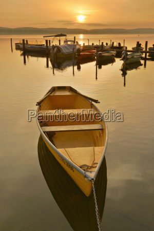 switzerland view of lake constance with