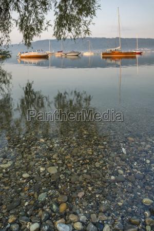 germany view of boats at lake