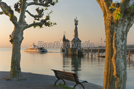 germany, , constance, , view, of, port, entrance - 21111611