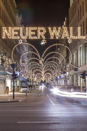 germany hamburg exclusive shopping street neuer