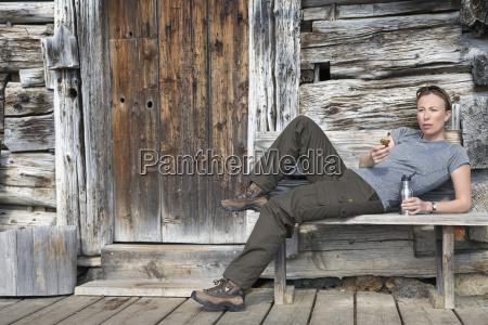 haus gebaeude freizeit entspannung entspannt tags