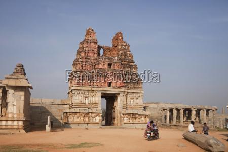 india karnataka vittala temple in hampi